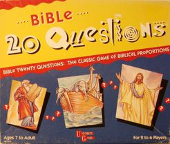 Bible 20 Questions