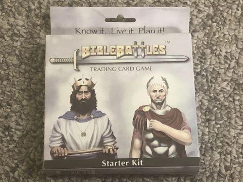 Bible Battles Trading Card Game