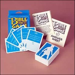 Bible Characters Game