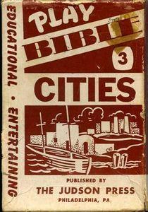 Bible Cities