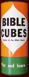 Bible Cubes
