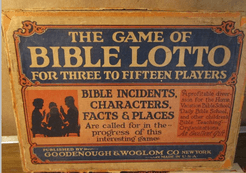 Bible Lotto