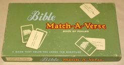 Bible Match-A-Verse, Book of Psalms