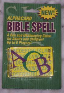Bible Spell
