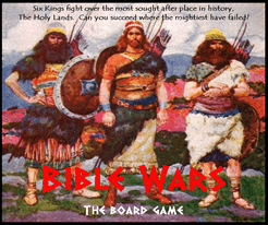 Bible Wars: the board game