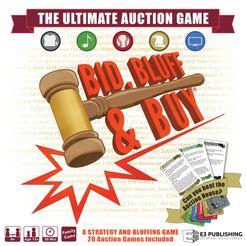 Bid, Bluff & Buy