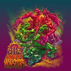Big Angry Monsters