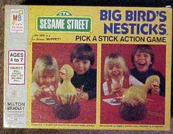 Big Bird's Nesticks