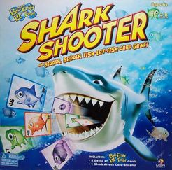 Big Fish Lil' Fish Shark Shooter