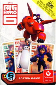 Big Hero 6 Action Game