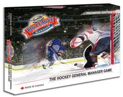 Big League Hockey Manager