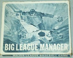 Big League Manager Baseball Game