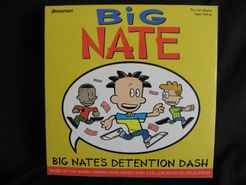 Big Nate's Detention Dash