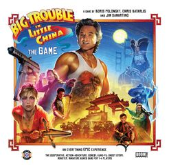 Big Trouble in Little China: The Game