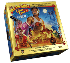 Big Trouble in Little China: The Game – Deluxe Edition