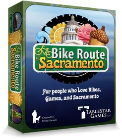 Bike Route Sacramento