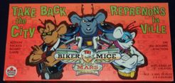 Biker Mice from Mars: Take Back the City