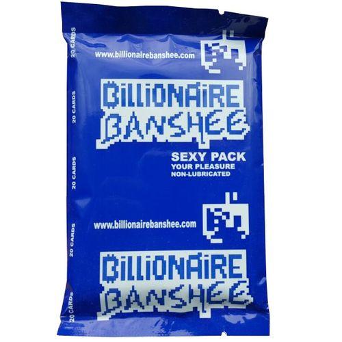 Billionaire Banshee: Sexy Foil Pack