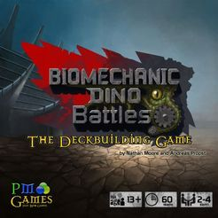 Biomechanical Dino Battles