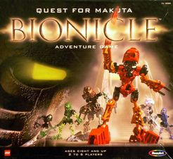 Bionicle Adventure Game: Quest For Makuta