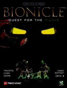 Bionicle: Quest For The Masks CCG