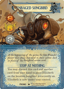 BioShock Infinite: The Siege of Columbia – Enraged Songbird