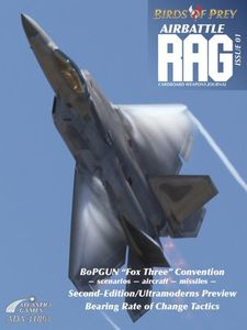Birds of Prey: Airbattle RAG 1