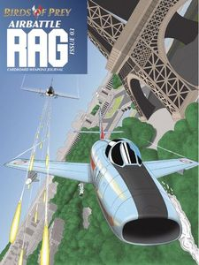 Birds of Prey: Airbattle RAG 3