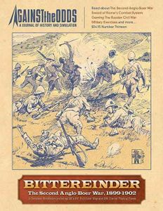 Bittereinder: The Second Anglo-Boer War, 1899-1902