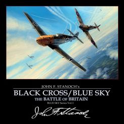Black Cross / Blue Sky