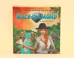 Black Diamond of the Lost Palace