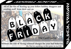 Black Friday: The Card Game