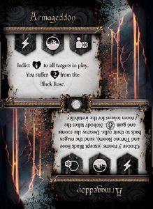 Black Rose Wars: Armageddon Promo Card