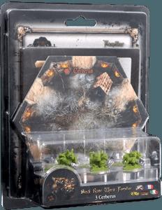 Black Rose Wars: Familiar Cereberus