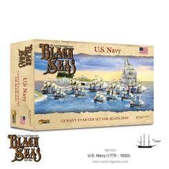Black Seas: U.S. Navy Fleet