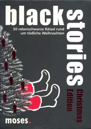 Black Stories: Christmas Edition