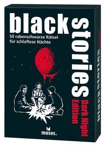 Black Stories: Dark Night Edition