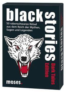 Black Stories: Dark Tales Edition
