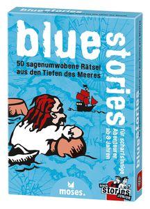 Black Stories Junior: Blue Stories