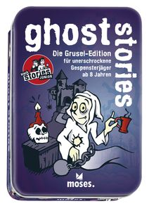 Black Stories Junior: Ghost Stories