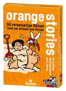 Black Stories Junior: Orange Stories