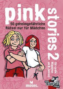 Black Stories Junior: Pink Stories 2