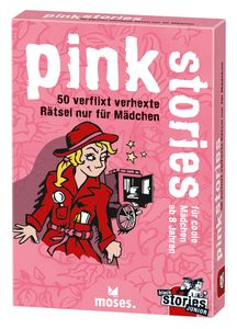 Black Stories Junior: Pink Stories