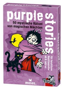 Black Stories Junior: Purple Stories