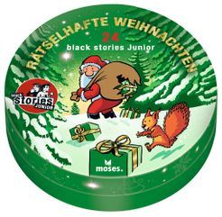 Black stories junior: Rätselhafte Weihnachten