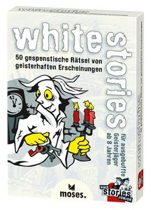 Black Stories Junior: White Stories