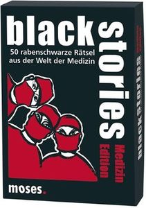 Black Stories: Medizin Edition