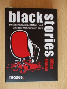 Black Stories: Office Edition