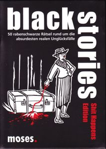 Black Stories: Shit Happens Edition