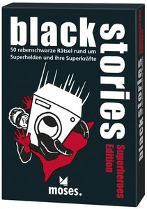 Black Stories: Superheroes Edition